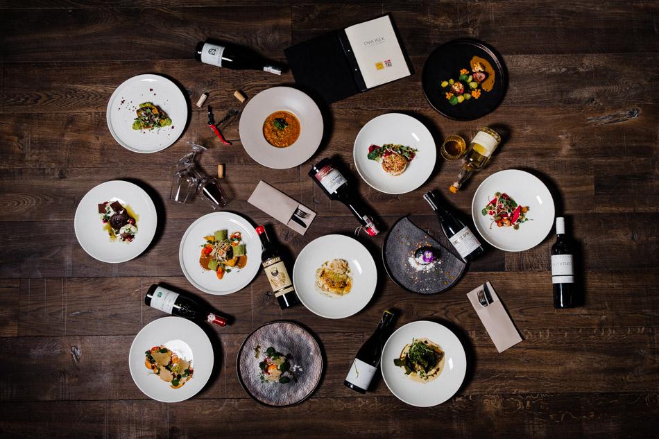 ciekawa fotografia żywności