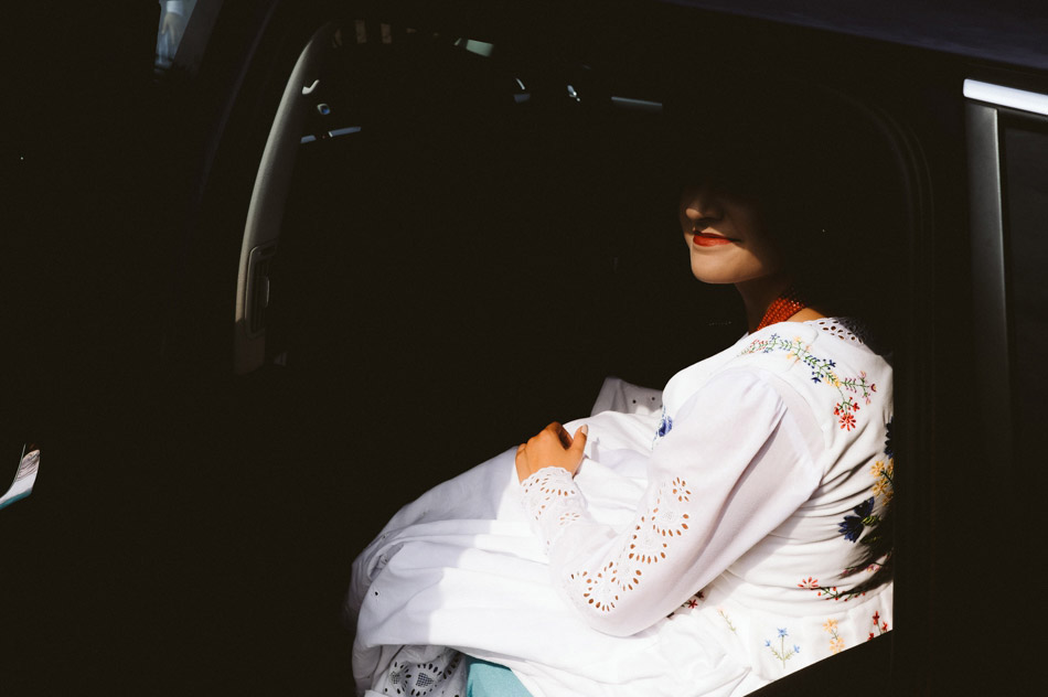 ciekawe zdjęcia ślubne - panna młode