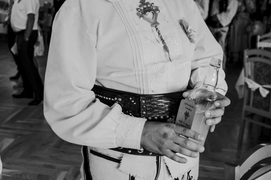 alkohol na weselu