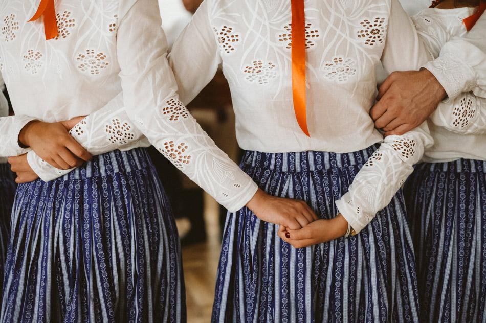 piękne folkowe dodatki ślubne