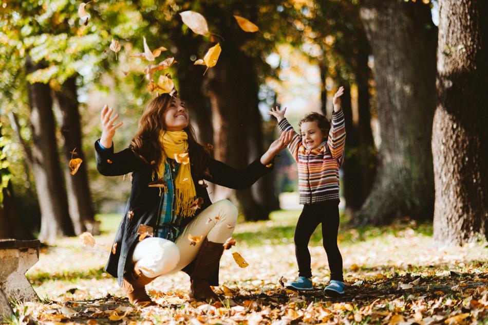 mój cały świat - fotografia rodzinna
